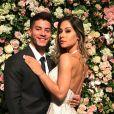 Arthur Aguiar foi surpreendido por Mayra Cardi com casamento surpresa após seis meses de relacionamento