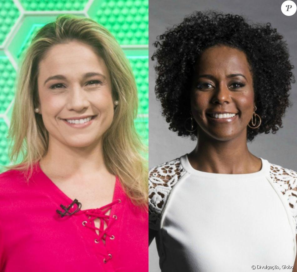 Maju Coutinho participa do 'Saia Justa' após saída de Fernanda Gentil do programa