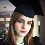 Emma Watson conclui faculdade de Literatura Inglesa, nos Estados Unidos