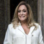 Susana Vieira, após ser internada em CTI com trombose, recebe alta de hospital