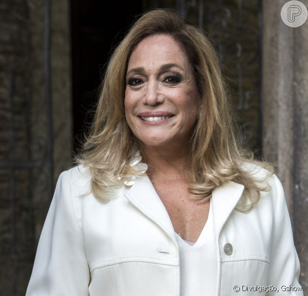 Susana Vieira recebeu alta do Hospital Vitória no fim da tarde desta sexta-feira, 22 de dezembro de 2017