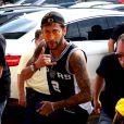 Neymar está no Brasil para passar as festas de final de ano