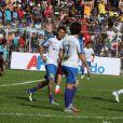 Neymar no jogo beneficente