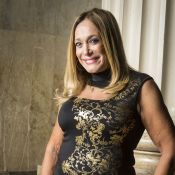 Em casa após internação, Susana Vieira ganha jantar em família: 'Susto horrível'