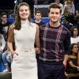 Camila Queiroz planeja casamento reservado com Klebber Toledo: ' Vai ser uma festa para a família e amigos mais chegados, sem estardalhaço'
