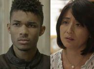 'Malhação': Anderson sofre grave acidente de moto após discussão com Mitsuko