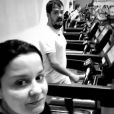 Maraisa mostrou treino com o noivo, Wendell, depois de apagar fotos do casal do Instagram, na terça-feira, 26 de dezembro de 2017