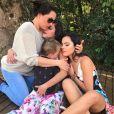 Emilly Araújo lembrou um ano da morte da mãe, Marisa, em seu Instagram nesta quinta-feira, 28 de dezembro de 2017