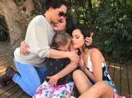 Emilly Araújo lamenta um ano da morte da mãe: 'Pensei em desistir e sumir'