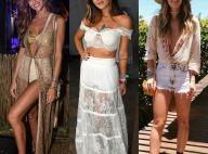 Noronha, Bahia, Floripa e mais: confira os looks de verão das famosas. Fotos!