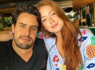 Réveillon do amor! Marina Ruy Barbosa posa sem produção com marido, Xande Negrão