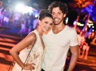 Mariana Rios posa com novo namorado, Rômolo Holsback, em festa no RN. Fotos!