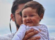 Bruno Gissoni faz balanço de 2017 com foto da filha, Madalena: 'Maior amor'