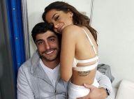 Anitta posta foto do marido e brinca: 'Acordei e tinha esse rapaz me encarando'
