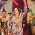 Marília Mendonça comemora show em Salvador no Ano-Novo: 'Toda vez que eu venho fazer show aqui, sou superbem recebida. É aquela loucura, eu não consigo ficar parada, saio do palco pingando mesmo, naquela adrenalina'