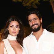 Renato Góes e Thaila Ayala festejam réveillon no Ceará: 'Luz e harmonia!'