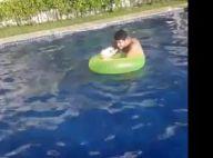 Anitta exibe dia na piscina com marido e baba por empresário: 'Bofe escândalo'
