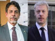 Fim de 'Pega Pega': Siqueira deixa cargo de delegado e assume namoro com Douglas