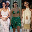 Veja detalhes dos looks de verão usados por Bruna Marquezine em Fernando de Noronha!