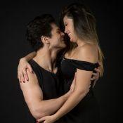 Nathalia Melo festeja 1 mês de namoro com Lucas Veloso em foto: 'Nosso dia'