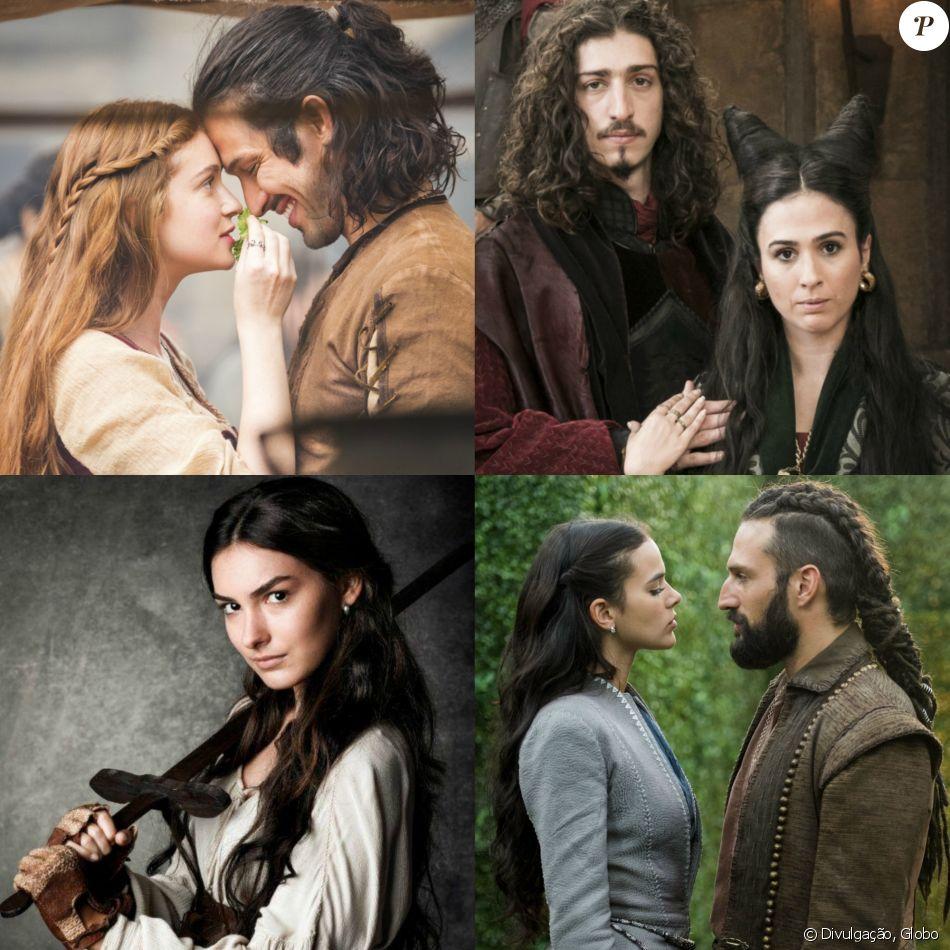 Lutas, romance e mulheres fortes: saiba por que não perder 'Deus Salve o Rei', que estreia na próxima terça-feira, dia 05 de janeiro de 2017