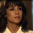 Na novela 'Tempo de Amar', Lucinda (Andreia Horta) pensará em chantagear Emília (Françoise Forton) após descobrir o seu envolvimento com o Barão de Sobral