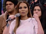 Solange Almeida conta que faz sexo todos os dias e pergunta: 'Sou ninfomaníaca?'