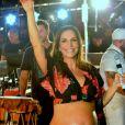 Os médicos orientaram Ivete Sangalo a ter o parto antes do previsto por precaução