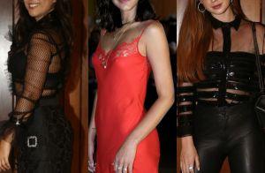 Bruna Marquezine usa slip dress de R$ 7 mil em evento de novela. Veja looks!