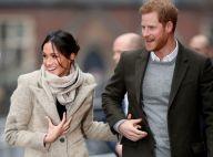 Príncipe Harry e Meghan Markle andam de mãos dadas e visitam rádio. Fotos!