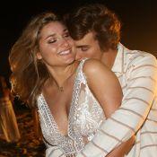 Sasha Meneghel recorda réveillon com Bruno Montaleone em foto: 'Sensação boa'