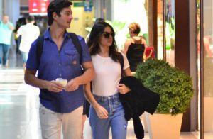 Isis Valverde e André Resende são vistos juntos após reatarem namoro. Fotos!