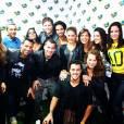 Paloma Bernardi, Thiago Martins, Paolla Oliveira, Joaquim Lopes e outros famosos curtem show do Rolling Stones no Rock in Rio Lisboa