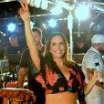 As filhas de Ivete Sangalo devem nascer antes do Carnaval