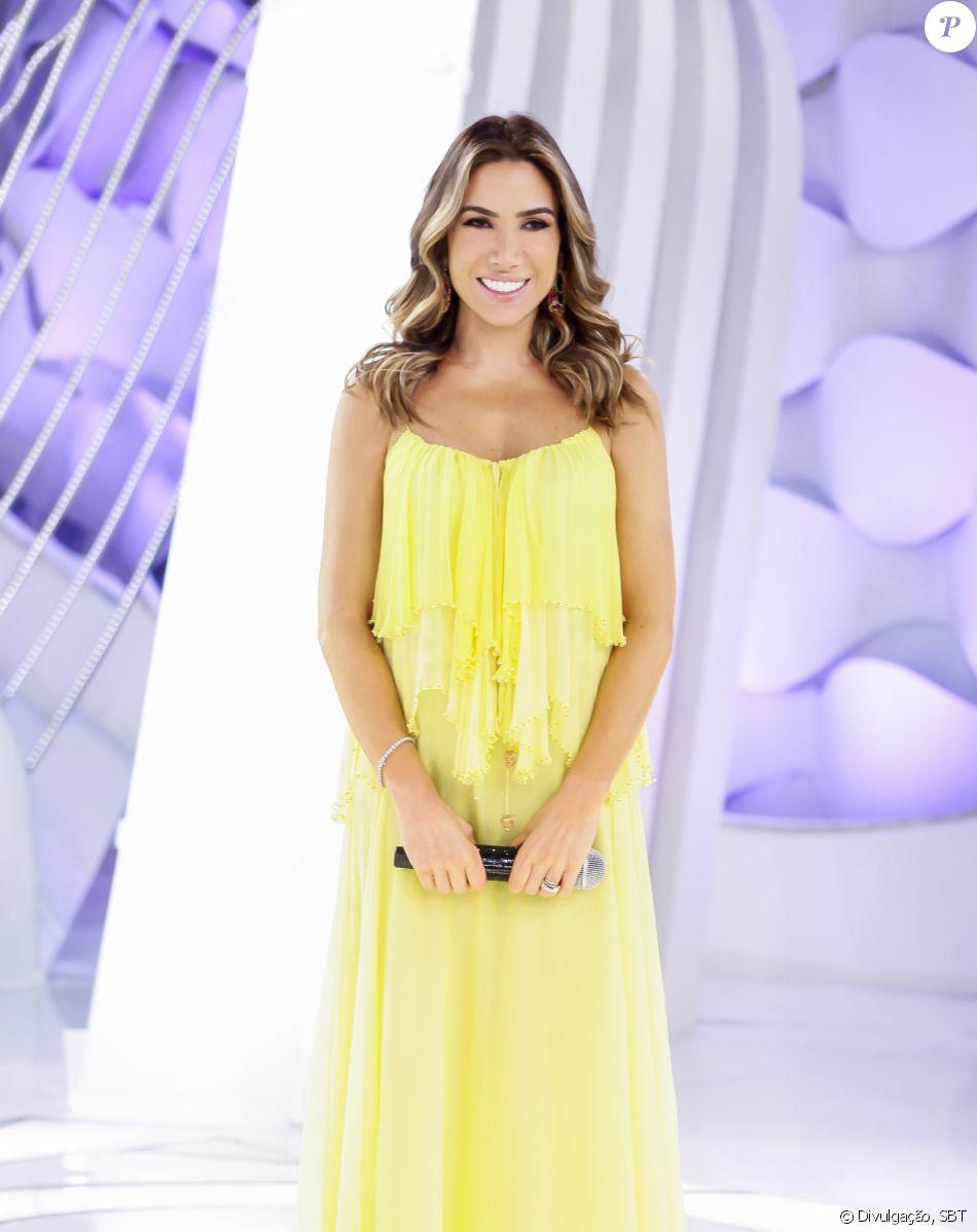 Patricia Abravanel é mãe de novo! Jane, sua segunda filha com Fabio Faria nasceu nesta quarta-feira, dia 10 de janeiro de 2018
