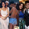 Bruna Marquezine, leonina e Neymar, aquariano, formam um casal vibante e complexo de acordo com a astrologia