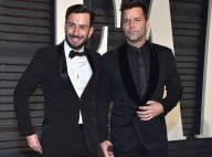 Ricky Martin se casa Jwan Yosef e anuncia: 'Ele é meu marido, o meu homem'