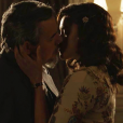 Na novela 'Tempo de Amar', Reinaldo (Cássio Gabus Mendes) alegará para a filha que Eunice (Lucy Alves) não engravidou de propósito