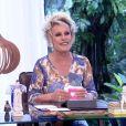 Ana Maria Braga tem 68 anos de idade