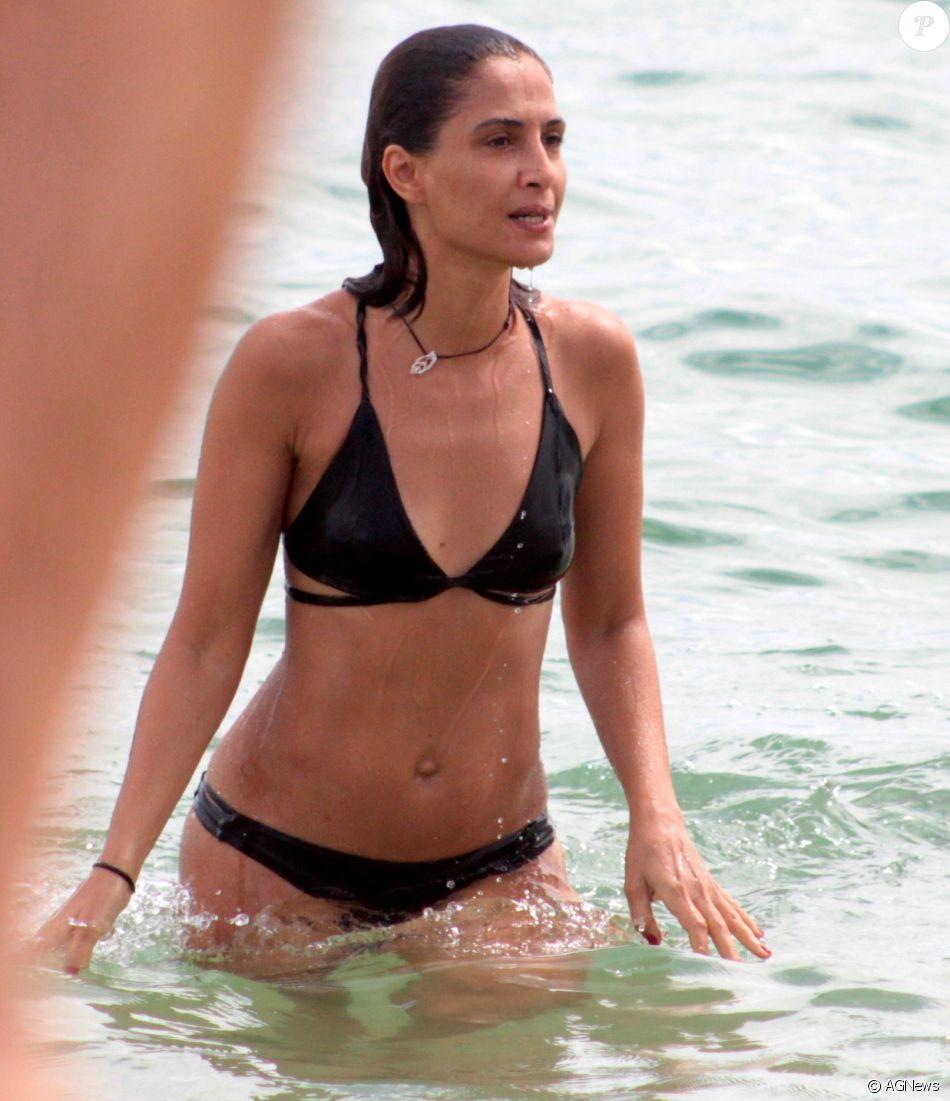 Camila Pitanga Nude Photos 44