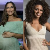 Ivete Sangalo aconselha Juliana Alves após texto por ensaio sem filha: 'Arrase'