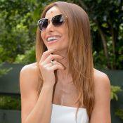 Noiva de Duda Nagle, Sabrina Sato exibe aliança em evento: 'Caso esse ano'