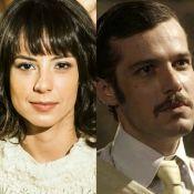 'Tempo de Amar': após separação de Tereza, Lucinda e Fernão se tornam amantes