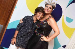 Maria Rita, musa de camarote, vê Carnaval como legado para seus filhos: 'Paixão'