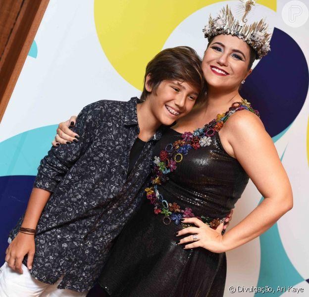 Maria Rita, musa de camarote, vê Carnaval como legado para seus filhos como contou em entrevista publicada no Purepeople nesta quarta-feira, dia 17 de janeiro de 2018