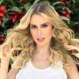 Fernanda Keulla atualmente é repórter do 'BBB18' e comanda o 'Boletim BBB' na internet. Na Globo Minas, a loira ficou à frente dos programas 'Prato e Panelas' e 'Moda & Estilo'