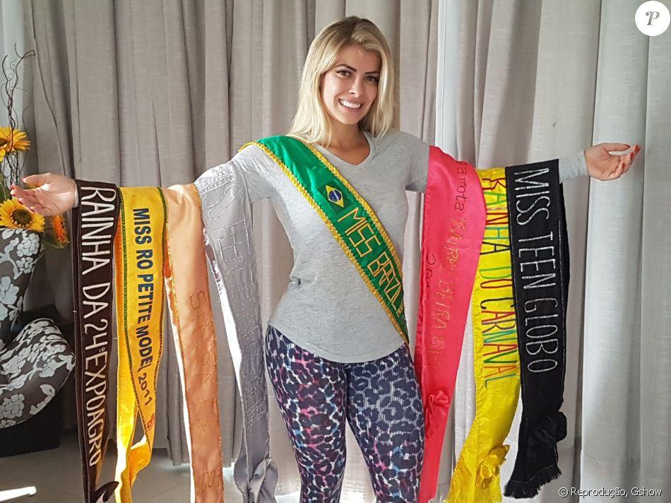 'BBB18': Jaqueline é ex-miss e já curtiu festa na casa de Neymar. 'Foi bem divertido'