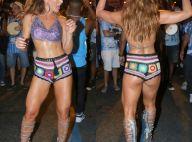 Sabrina Sato aposta em shortinho de crochê em ensaio de Carnaval. Veja fotos!