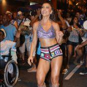 Sabrina Sato, com 60 Kg, coloca meta até o Carnaval: 'Preciso perder 1Kg'