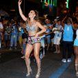 Sabrina Sato diz ter bolhas nos pés após desfiles: 'Mas não ligo, eu me divirto muito. Carnaval, para mim, é uma grande alegria'